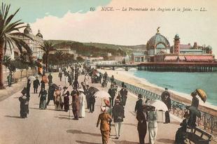 Nizza, Európa, 1908-2016