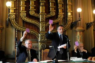 Mazsihisz – kormány 2:1 (Holokauszt 2014 emlékév-bojkott)