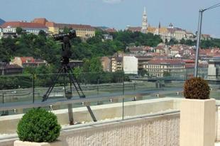 A Gellérthegy és a Vár 4 gigapixelben