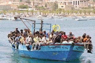 Lampedusa: Európa-erőd gyenge pontja