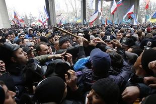 Ukrán válság: mi folyik a Krím-félszigeten?