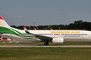 Somon Air – az első tádzsik magán-légitársaság!