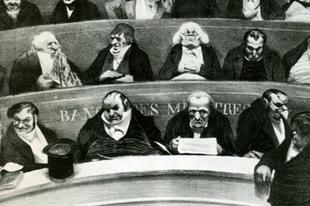 Így éltek ti – Daumier a Szépműben