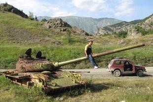 Semmi ágán II. - Karabah, a háborúk kora