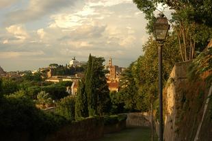 A rejtett Róma nyomában