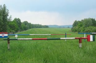 Ki műholdon száll fölé - V. rész: a horvát határ