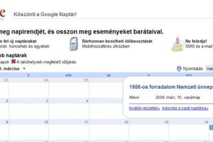 Mit ünnepel a Google március 15-én?