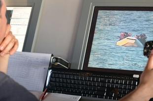 Célkeresztben a migránscsónak: segítenek a románok a Frontexnek