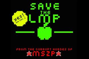 SAVE THE LMP
