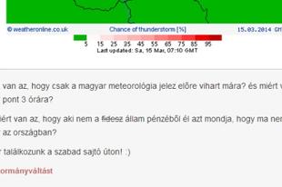 Hoppá! Az MSZP leleplezte a Fidesz március 15-i vihar-manipulációját!!