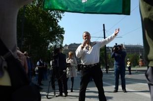 A Jobbik és Gaudi-Nagy Tamás, hazaárulók és köpködők
