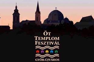 Öt Templom: fesztivál sör és virsli nélkül