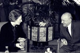 Így járt Margaret Thatcher Magyarországon