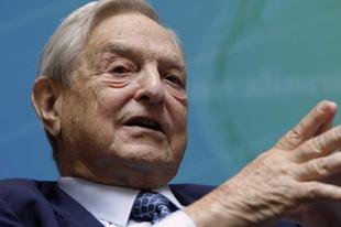 Be tudná dönteni Soros a forintot?