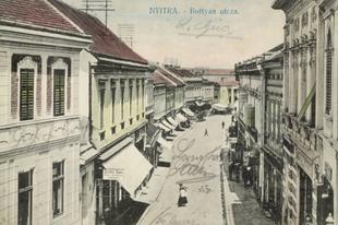 Felvidéki városaink II.: Nyitra