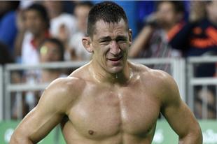 Lőrincz Viktort undorítóan megverették az olimpián