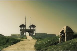 Pannonia partja, a magyar limes