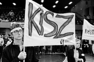 A KISZ KB utolsó titkára