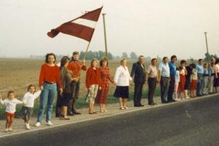 Balti út a szabadságba