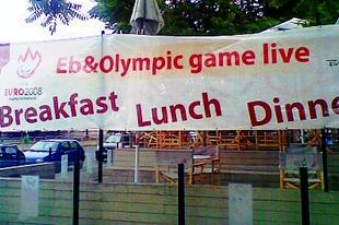 EB & Olympic game live - Ilyen ország pedig nincs XCVII.