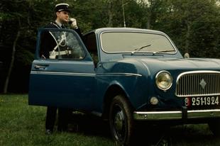 Régi bakancs - 50 éves a Renault 4