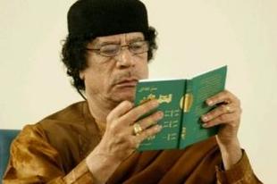 Moamer Kadafi: A Zöld Könyv