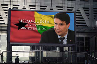 Még több MSZP-st Bissau-Guineának!