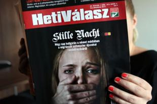 Elhallgatás a német sajtóban? Milyen elhallgatás?! Milyen otromba hazugság?