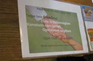 POS hirdetések a Magyar Postától