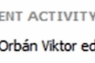 Orbán Viktor irredenta!