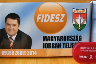 Választás 2014: szoci gyógyszertartó vs fideszes nápolyi