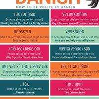 További barátkozás  a dán nyelvvel