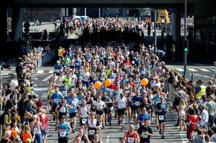Koppenhágai marathon képekben