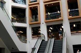 Önkiszolgáló könyvtár Koppenhágában