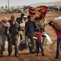 A szír menekültek megítélése és helyzete a Földközi-tengeren innen és túl