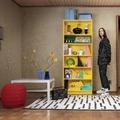 IKEA hack, avagy a művész kezelésbe veszi a 40 éves BILLY-t (x)