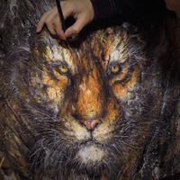 Elveszve egy oroszlán részleteiben