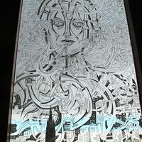 Metropolis: Egy óriási ablakrajz Strook-tól