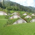"""Hobbit """"bungik"""" Dél-Tirolban"""