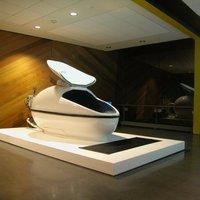 Levitálás a múzeumban – FLOAT! Thinktank 21