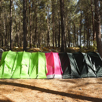 3 az 1-ben sátor bevállalós fesztiválozóknak