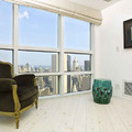 Apartman a 61. emeleten,  jó rálátással a Central Parkra...
