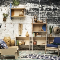 A modern Afrika találkozása a skandináv dizájnnal - IKEA ÖVERALLT (x)