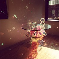 Fényhozó asztal John Foster-től