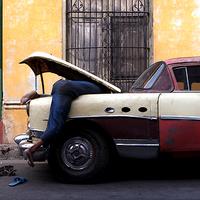 Csendes Esti Kiadás - FNYRZKNY // One Month in Cuba