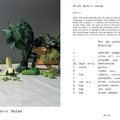 Egyedi szakácskönyv, amelyet művészek és designerek inspiráltak
