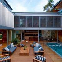 Luxusban wombatföldön - K3 House, Sydney