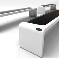 Napelemes eco-sámli beépített wifivel