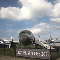 Luxus repülőgép- szálloda