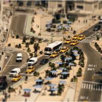 Mini New York, liliputi emberek - Sam O'Hare